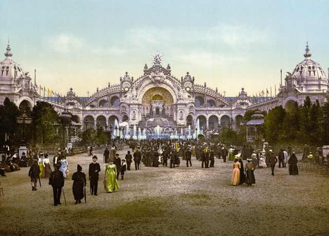 INTRO-Paris world Fair