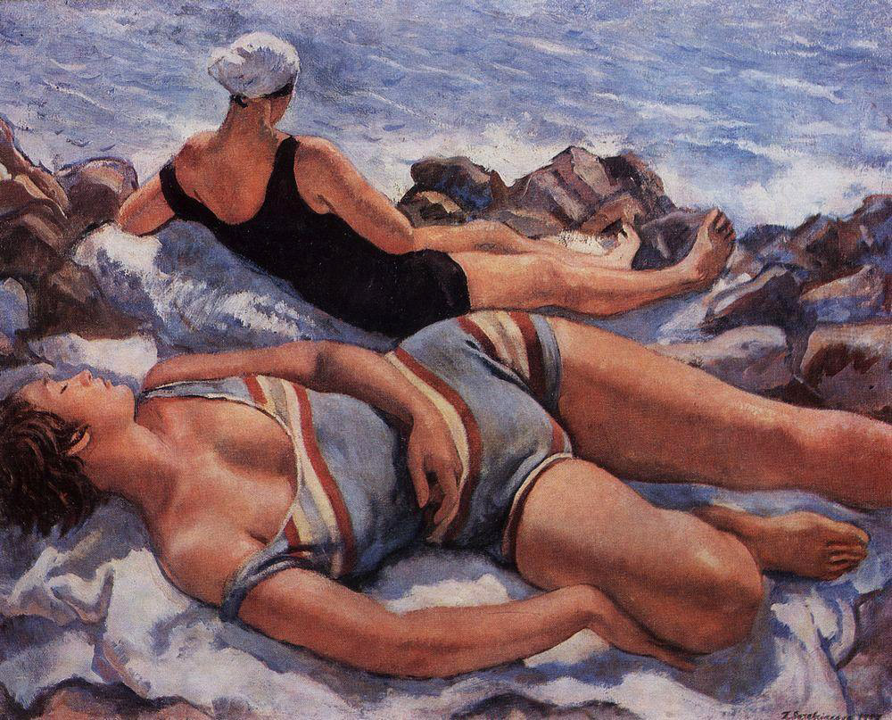 on-the-beach-1927-(1)