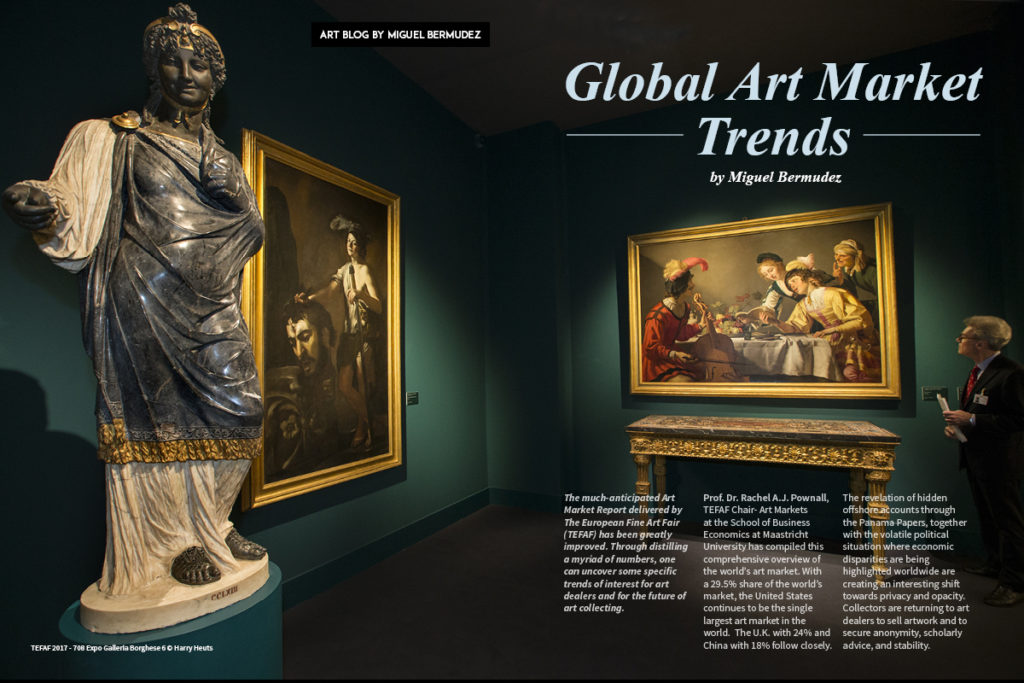 Hot or Not? The Global Art Market (55+)