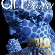 Art Market Magazine Gold List Special Edition Cover Front