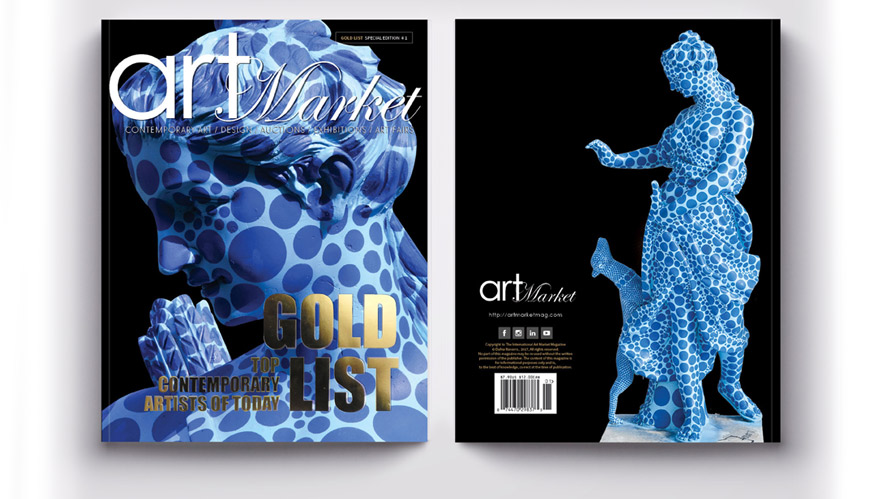 Gold List Special Edition Front and Back Cover