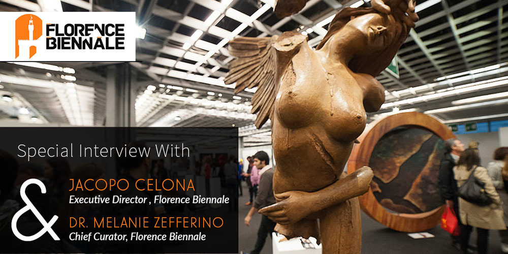 Florence-Bienalle 2017 Articles and Interviews