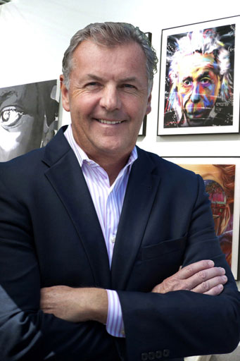 Eric Smith, CEO Redwood Media Group speaks with Art Market Magazine